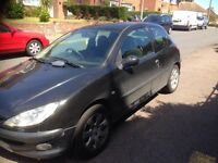 2004 Peugeout 206 in need of minor repairs