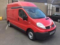 Renault traffic dci, only 30000 miles from new