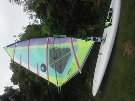 Bic Calypso and Vintage Twist windsurfers for sale
