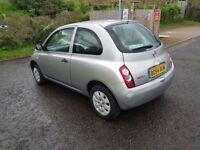2005 Nissan Micra 1.2 16v S @07445775115 2 Keys+Low Miles+Warranty+HPI Low+Insurance+Cheap+Tax