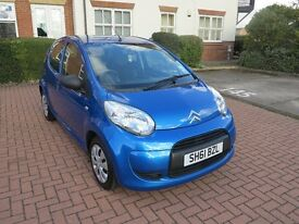 Low Mileage Citroen C1 5-door Hatchback