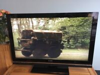 """Sony Bravia 40"""" LCD TV for sale."""