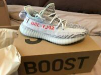 Adidas Yeezy Boost 350 Blue Tint Size 7 100% Genuine, comes with delivery & returns note from Adidas