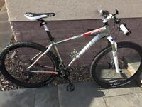 "Boardman 29er 19"" frame mountain bike"