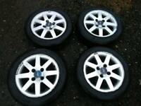 Ford Fiesta Fusion Focus Alloys