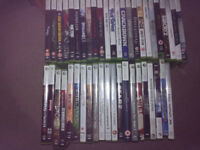 Xbox 360 games, very good conditions