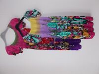 2 new summer elasticated dresses.