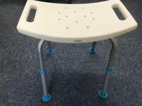 Atlantis contour shower stool
