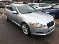 2010/60 JAGUAR XF 3.0 TD V6 S PREMIUM LUXURY AUTOMATIC 4DR SILVER HIGH SPEC LOOKS STUNNING