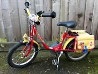 Puky bike
