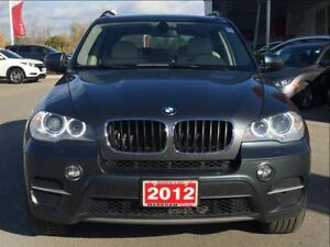 2012 BMW X5 Xdrive35i - ACCIDENT-FREE, 7-SEATER