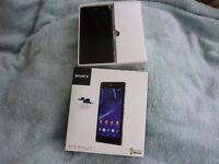 Sony Xperia Z2 D6503 - 16GB - Black (Unlocked) - Boxed