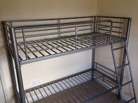 Bunk Bed - Metal Frame