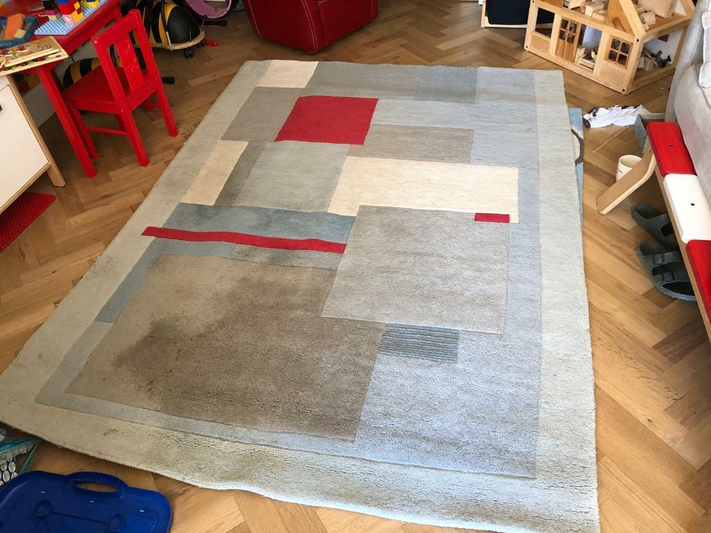 Wool Rug Conran For M S