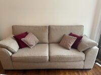 REDUCED NEXT Stamford Sofa. Only 18 months old, excellent condition