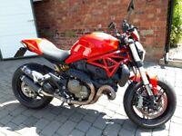 Ducati, MONSTER, 2017, 821 (cc)