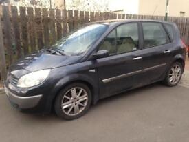 Renault scenic 1.9 dci full service history