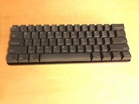Vortex POK3R 60% Mechanical Keyboard (Clear Cherry MX)