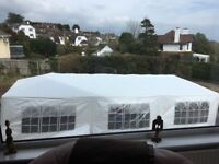 Party tent/Marquee 9 x3 metres