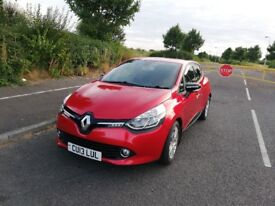 Clio dynamique media-nav 1.5dci 5 door diesel £0 tax free