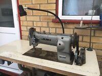 Industrial Walking Foot sewing machine - Juki LU 563 - Second hand