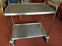 hostess trolley for sale excellent condition hardly used and no longer required