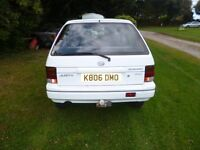 Subaru Justy 1992 1.2 Fuel Injected Automatic 4 x 4