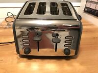 Toaster and smoothie maker breville