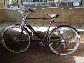 Vintage men's Raleigh Bicycle