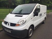 Renault TRAFIC.BRILLIANT DRIVE.4-17 MOT.PRICED TO SELL.2 MONTHS WARRANTY.