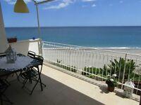 October offer beach apartment in Sicily Taormina