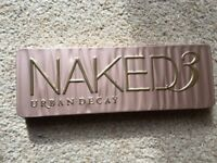 Urban Decay Naked 3 Palette (New, just swatched)