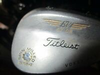titleist sm4 wedge golf club 52 degree