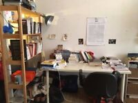 Creative desk space / shared studio in Angel