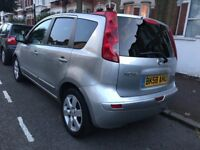 Nissan note 1.6 automatic