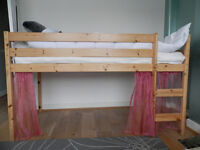 Child's Bunk Bed £120, Truckle Bed £80 and Chair & Desk £25