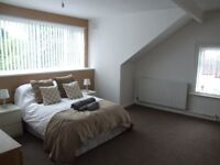 EXCELLENT Executive Double room available fully furnished and ready to move in NOW