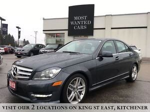 2013 Mercedes-Benz C-Class C300 | NAVIGATION | NO ACCIDENTS