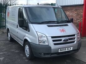 Ford transit SWB low roof T280 110 trend NO VAT