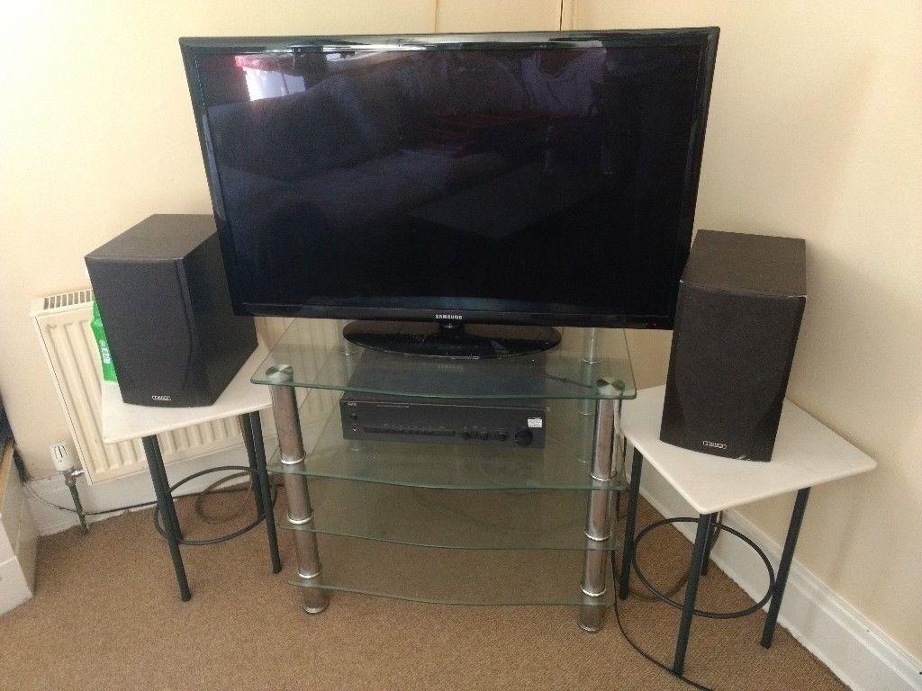 TV HiFi Stand Table