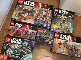 Brand new Lego