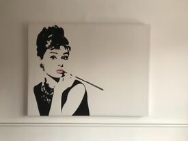 Selection of Paintings / Canvases - £10 Each
