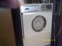 TUMBLE DRYER by CREDA , NORMAL 2 HEAT POSITIONS & TIMER . GOOD SIZED DRUM ++++