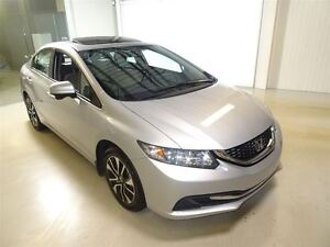 2015 Honda Civic Sedan EX CVT Ecran Tactile/Camera DE Recul/Toit