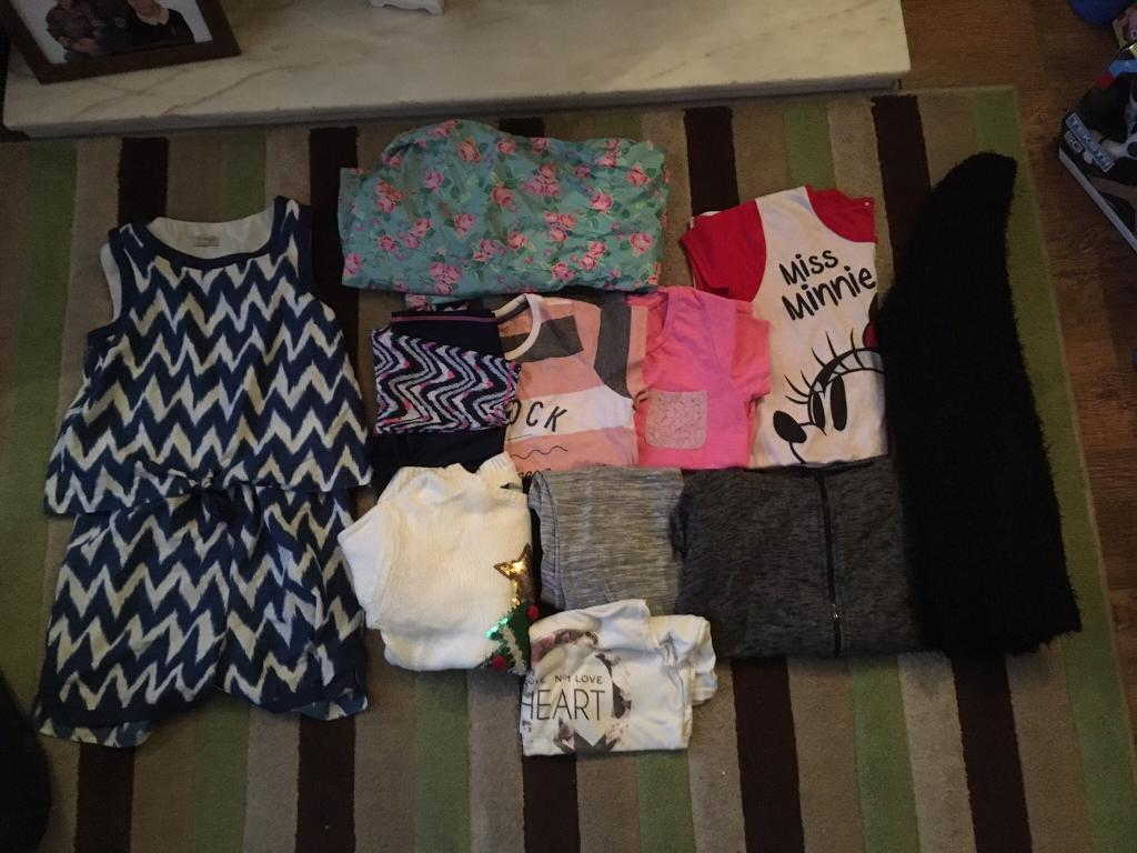 13410f0ec7ca Bundle of Girls Clothes - Age 13   13-14 Years