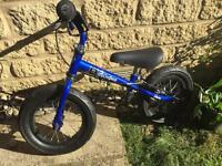 Stompee balance bike 2-6 years