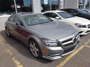 2014 Mercedes-Benz CLS550 4matic Coupe **Nouvel Arrivage**