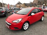 2016 PLATE RED CORSA STING ECOFLEX***ONLY 18000 MILAS**6MONTHS WARRANTY