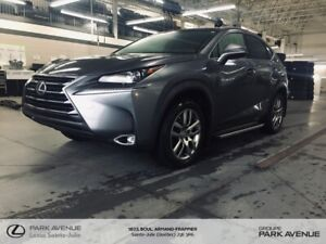2016 Lexus NX 200t *PREMIUM* AWD * GPS/NAV * TOIT * CAMERA *