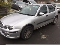 Rover 25 clean and tidy car
